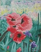 Monet's Poppies